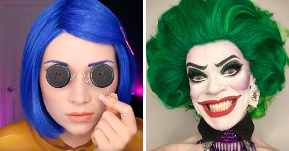 13 Ideas de maquillaje para Halloween inspirados en la cultura pop