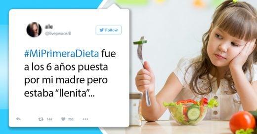 #MiPrimeraDieta