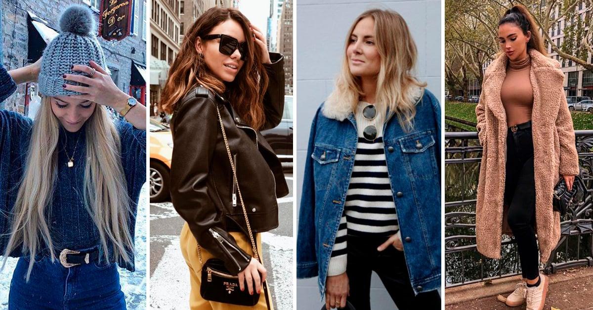 5 outfits ligeros para chicas friolentas