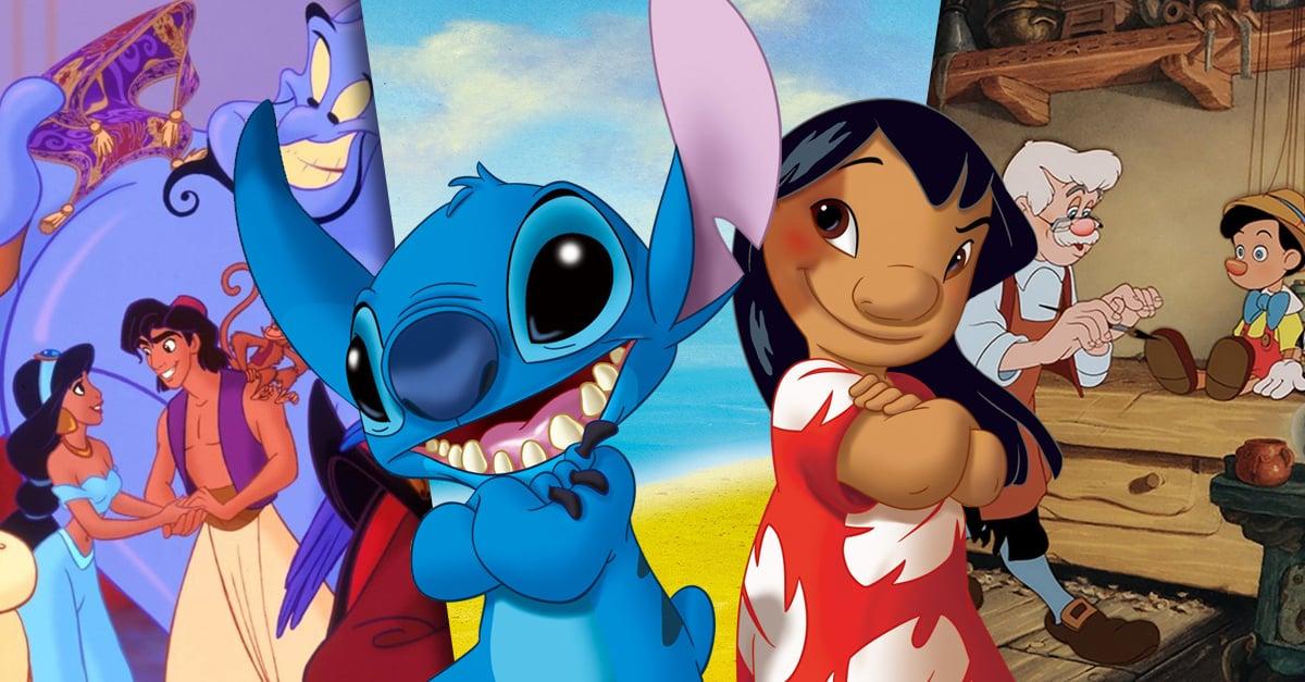15 Películas animadas de Disney que serán adaptadas en versión 'live action'
