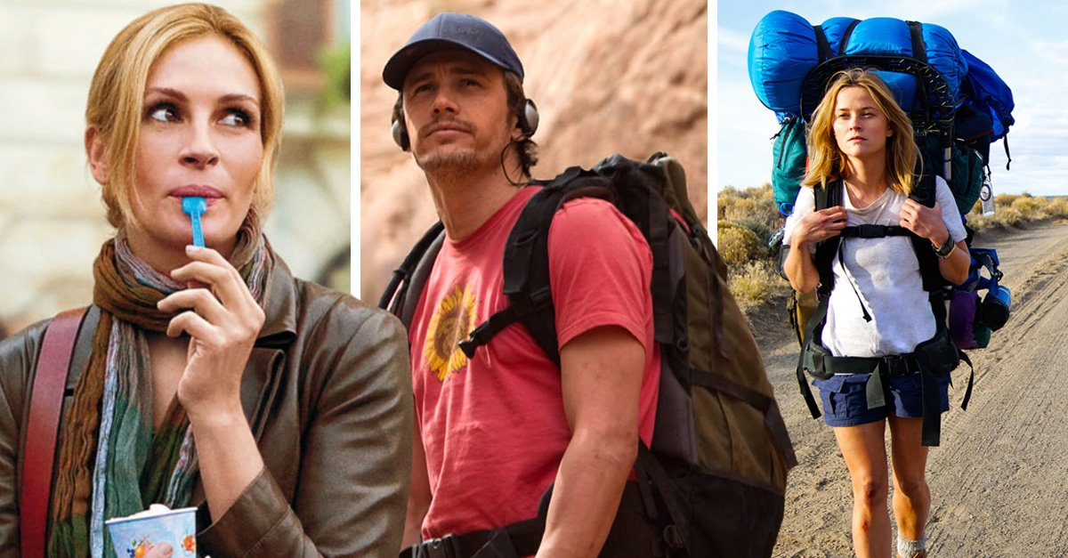 15 Películas sobre viajes que te cambiarán la vida por completo