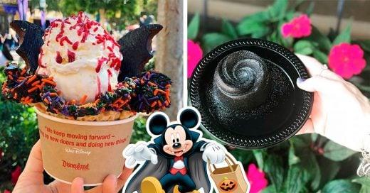 Espeluznantes y deliciosos postres que solo existen en Disneyland