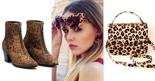 13 Prendas con animal print de leopardo que amarás incluir a tu guardarropa en otoño