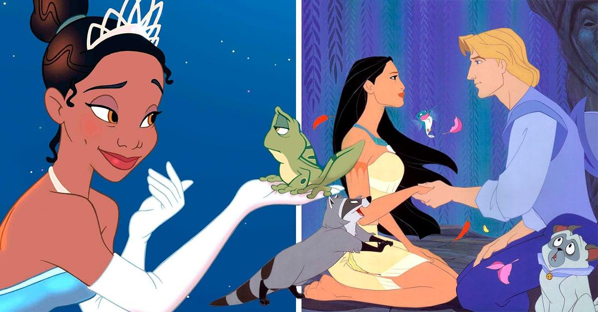 Según cómo te va en el amor, esta es la princesa Disney que mejor te representa