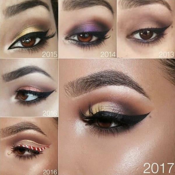 ojos de mujer transformacion mujer aprende a maquillarse