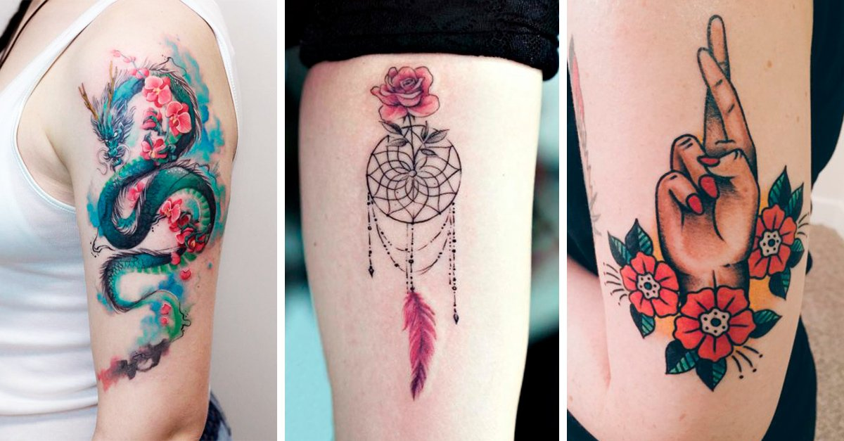 19 Tatuajes que necesitas para atraer la buena suerte