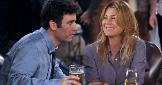 Ted Mosby podría ser el nuevo romance de Meredith en 'Grey's Anatomy'