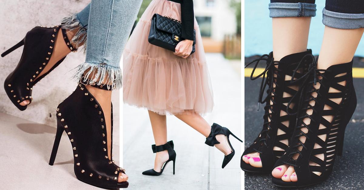 Estos son los zapatos que debes usar según tu outfit; todos quedan hermosos