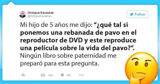 24 Divertidos tweets sobre niños que te harán soltar una carcajada