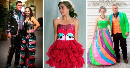 13 Chicas que se llevaron el premio a la peor vestida de la graduación