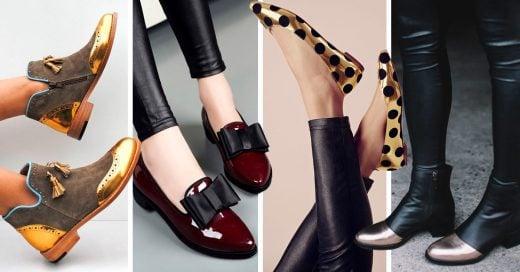 26 Cómodos y bonitos zapatos que querrás tener ahora mismo en tu armario