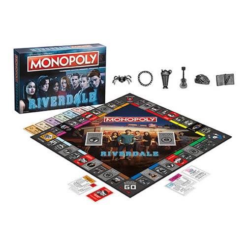 juego de monopoly de riverdake