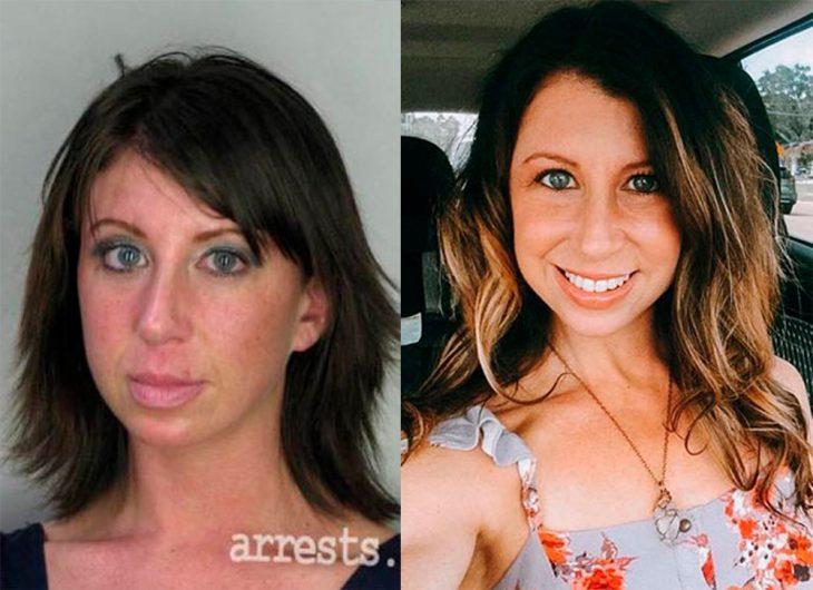 Fotografías de personas que muestran los cambios después de dejar de tomar