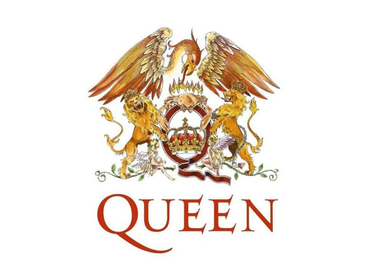 logotipo de la banda queen