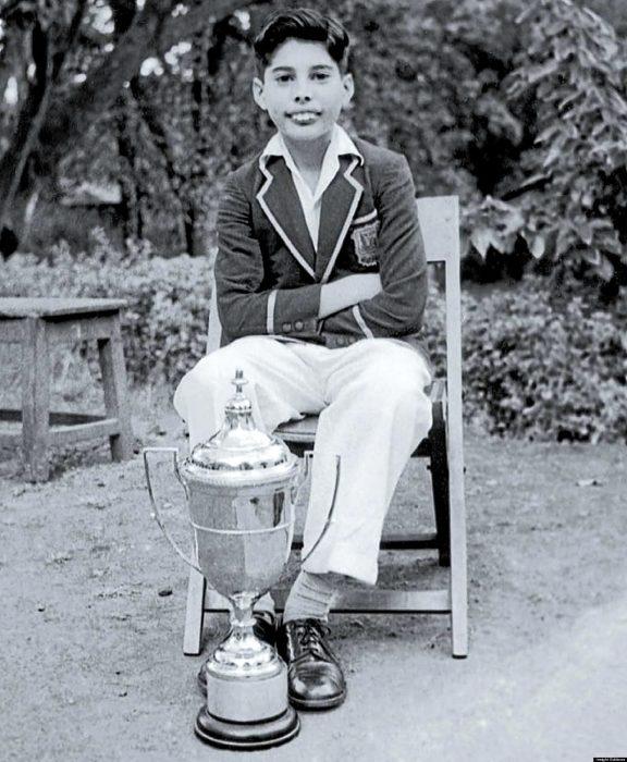 Freddie Mercury en su infancia