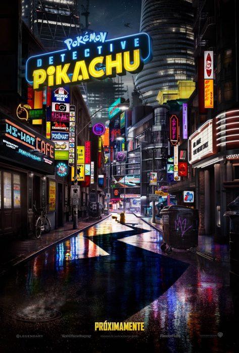 Poster le la película Detective Pokemon