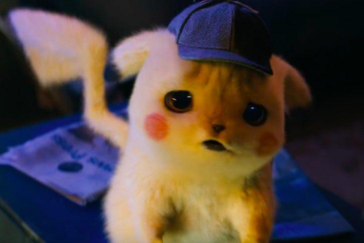 escena de Detective Pokemon