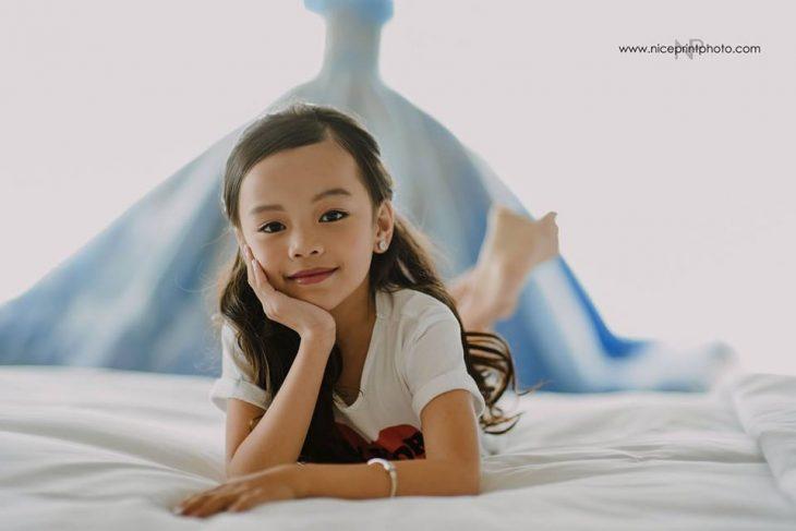 Niña filipina cumple siete años y su fiesta es la más cara de la historia