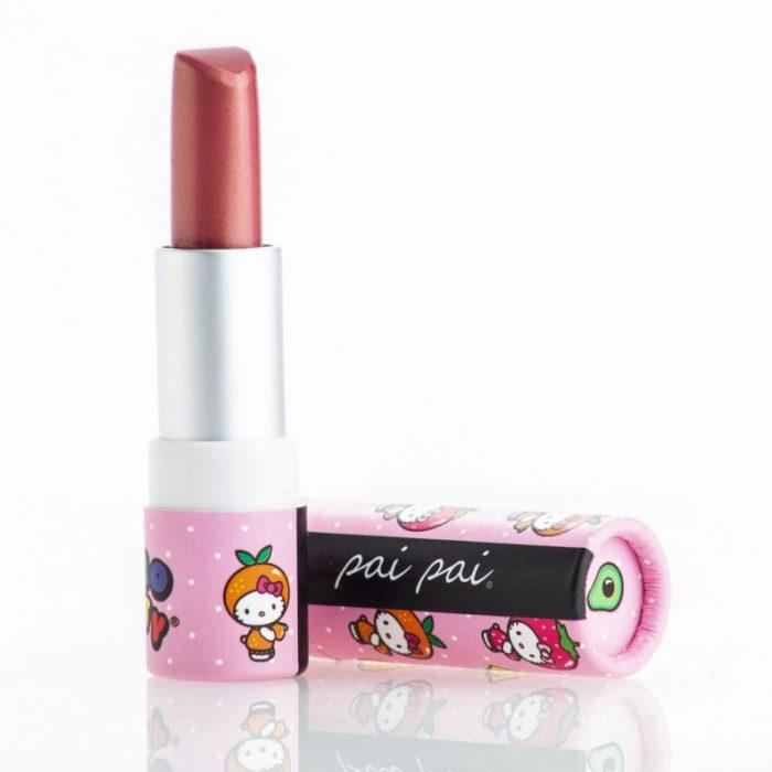 Hello Kitty se unió a Pai Pai para lanzar la colección de labiales más linda