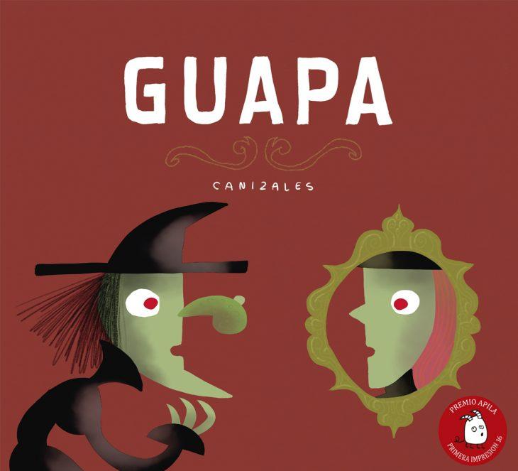 portada del libro Guapa