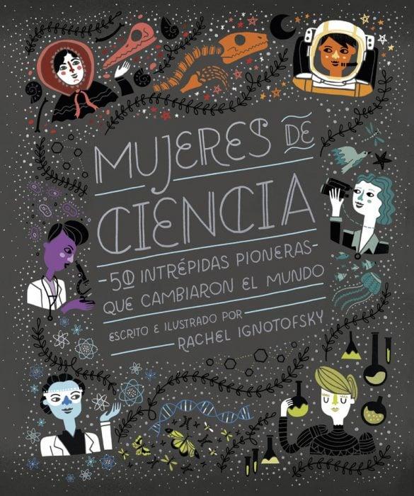 portada del libro Mujeres de ciencia