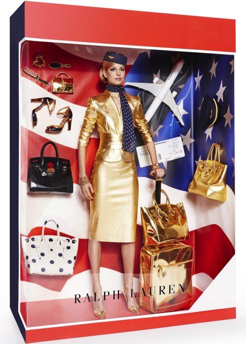 Modelos caracterizadas de Barbie para sesión fotográfica de Vogue Paris