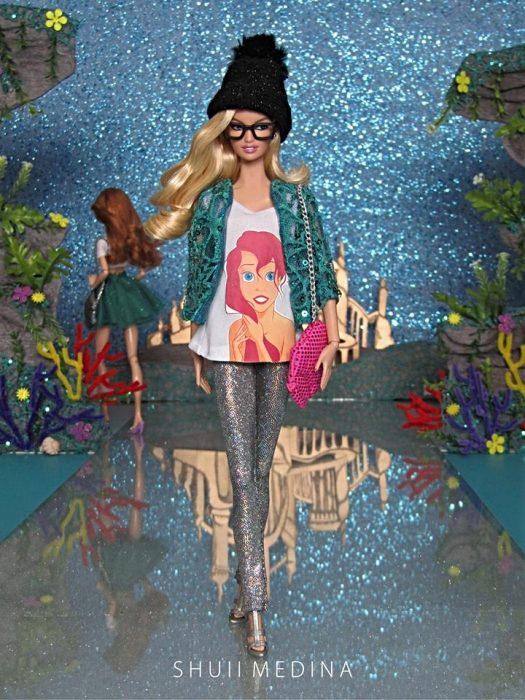 Crea línea para muñecas inspirada en 'La Sirenita'; ¡los diseños son encantadores!