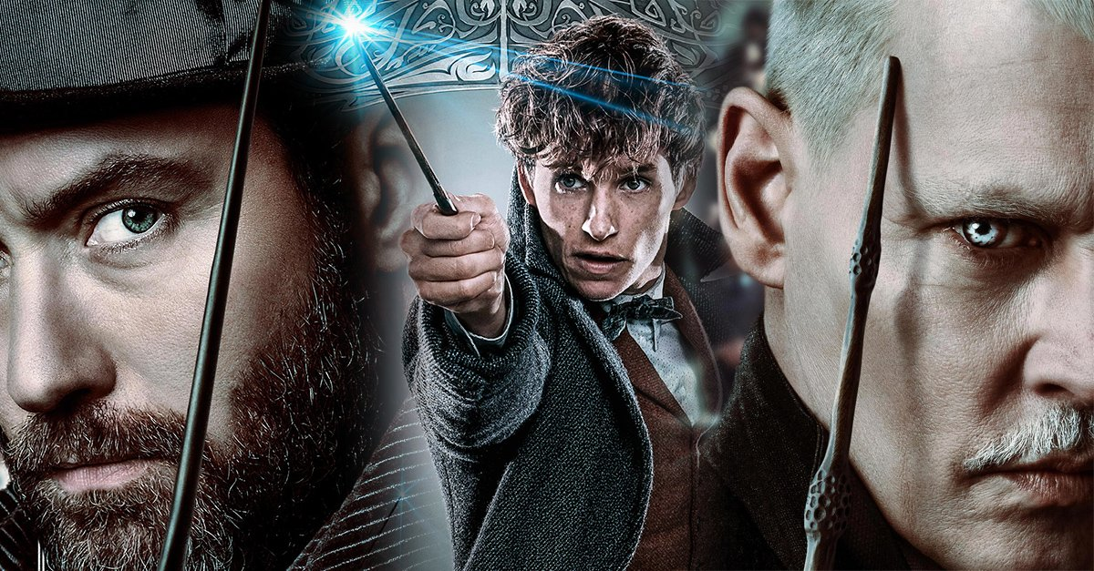 14 Cosas que debes saber antes de ver'Los crímenes de Grindelwald'