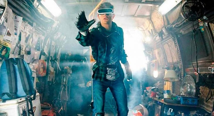escena de la película Ready player one