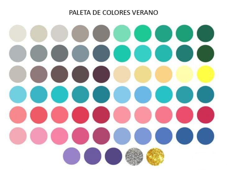 Colores de ropa que van con la tonalidad de piel verano