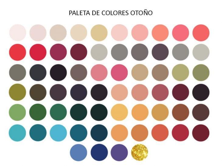 Colores de ropa que van con la tonalidad de piel otoño