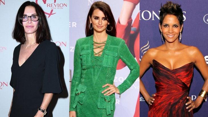 Mujeres de tono de piel primavera con tres atuendos de diferentes colores