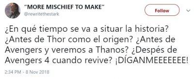 Fans reaccionan a la nueva serie de Loki