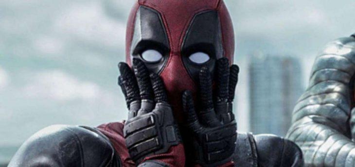 Deadpool de la película Deadpool