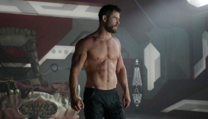 escena película Thor