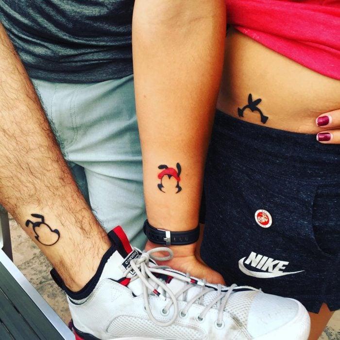 tatuajes de animaniacs