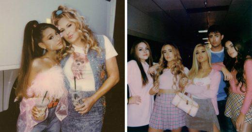 Ariana Grande prepara un ÉPICO videoclip inspirado en 'chick flicks'; ¡será Regina George!