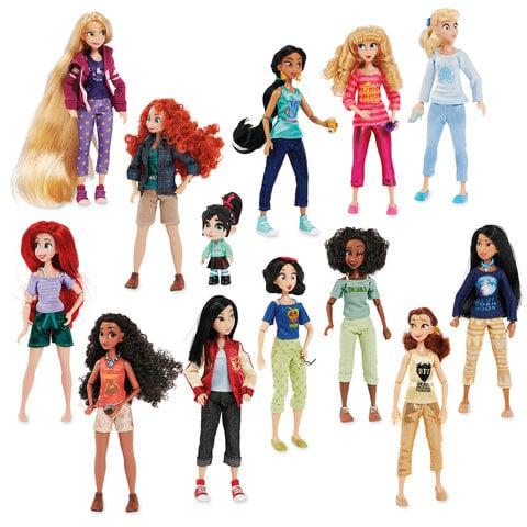 muñecas barbie de princesas