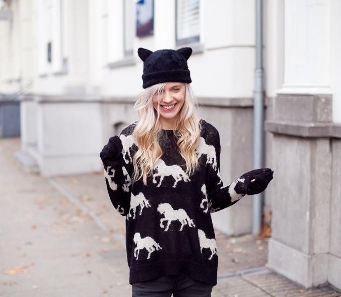 11 Bonitos gorros para darle un toque urbano a tu outfit
