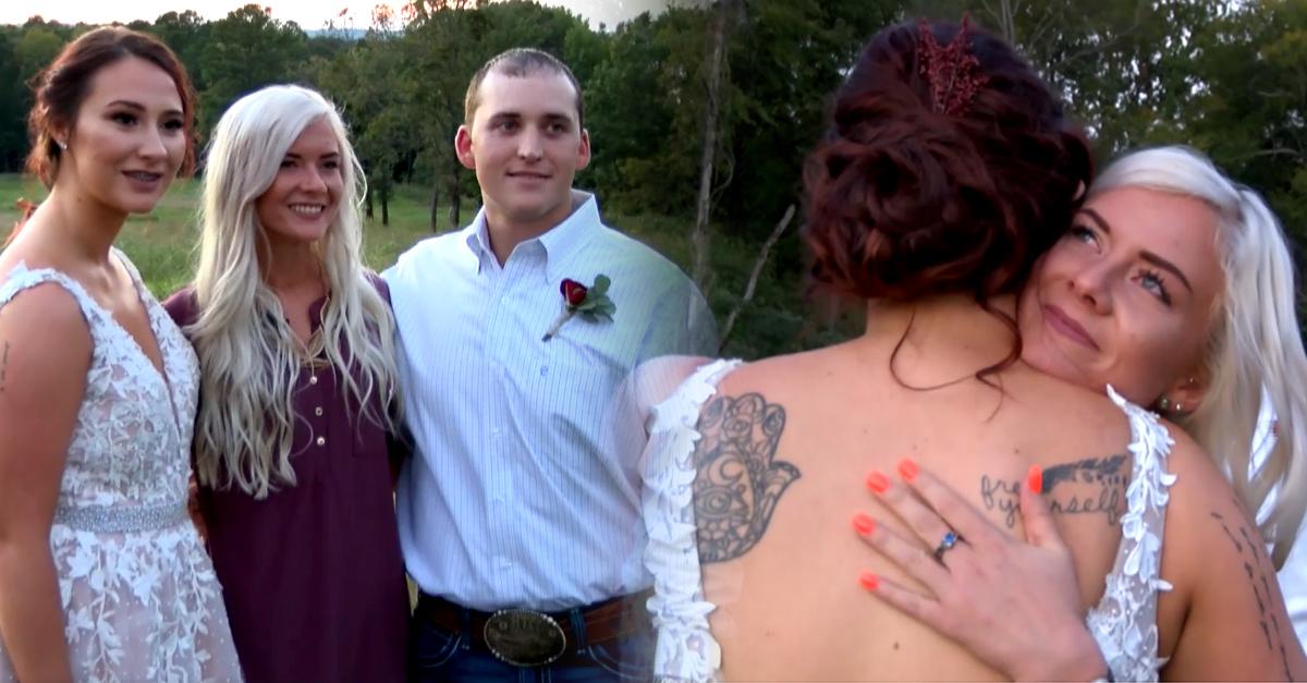 Esta chica regaló su boda a unos completos desconocidos