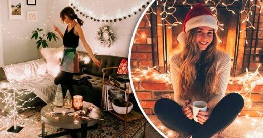 La ciencia lo afirma: decorar antes de Navidad hace a las personas más felices