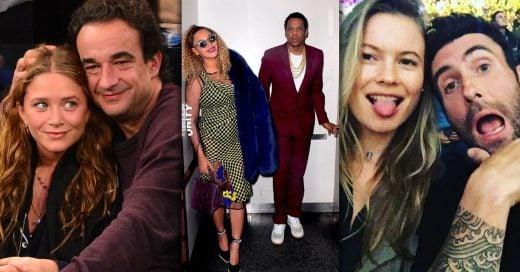 15 Parejas de celebridades que tienen más de diez años de diferencia