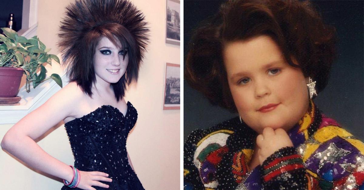15 Personas que se atrevieron a publicar sus fotos más graciosas de la infancia