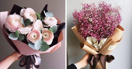 18 Ramos de flores que son todo un espectáculo visual