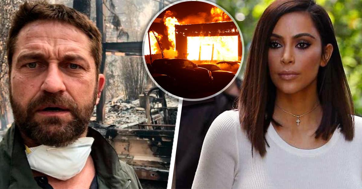 Neil Young y Miley Cyrus cuentan que sus casas han sido arrasadas por los incendios en California