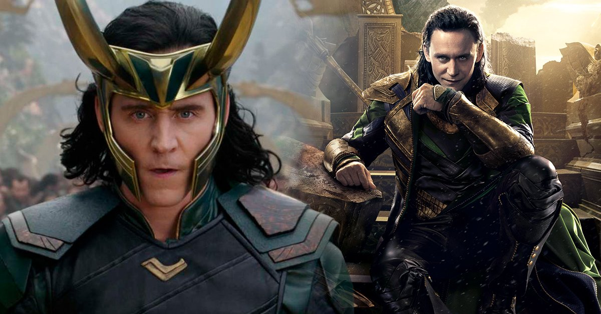 ¡Confirmado! Tendremos una serie de Loki con Tom Hiddleston