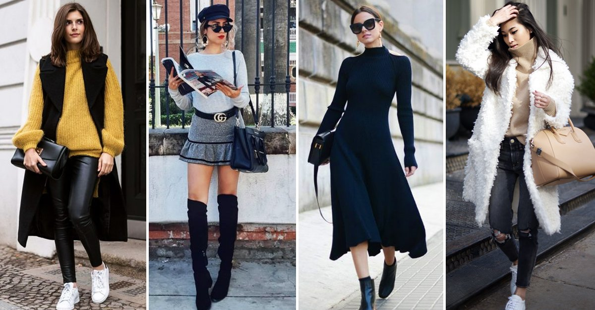 15 Outfits que puedes usar este invierno