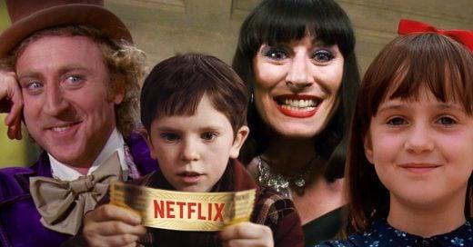 Matilda, Charlie y la fábrica de chocolate (y muchos títulos más) se volverán serie animada