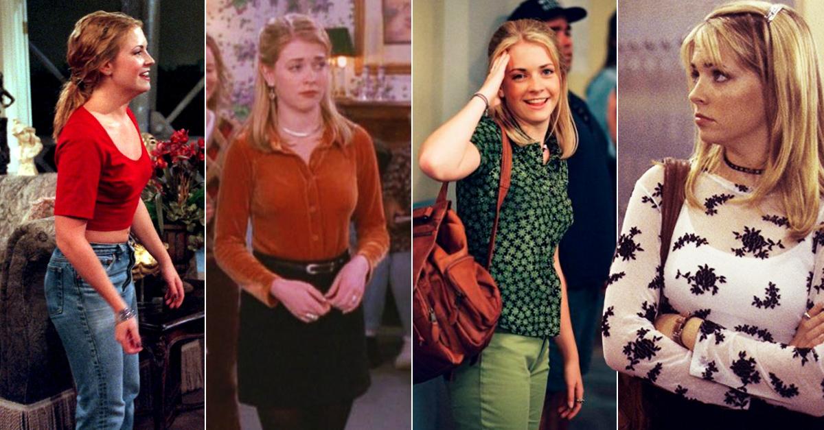 16 Fotos que demuestran que Sabrina, la bruja adolescente dominaba el look noventero