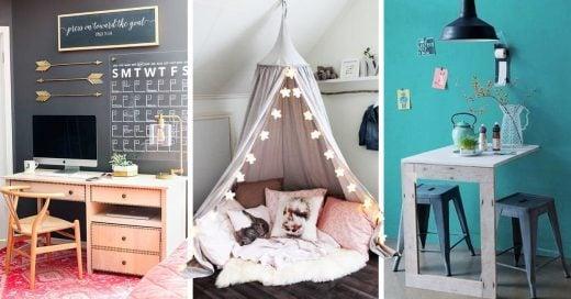 15 muebles para decorar tu departamento de soltera